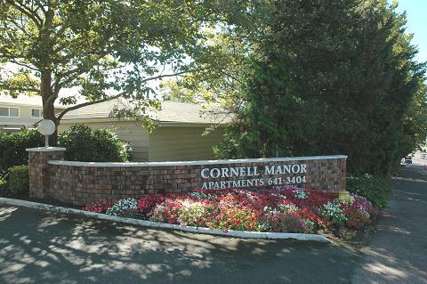 Cornell Manor Apartments, Portland, Oregon